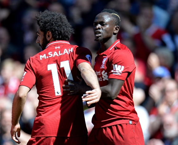 Mane, Salah headline CAF awards nominees