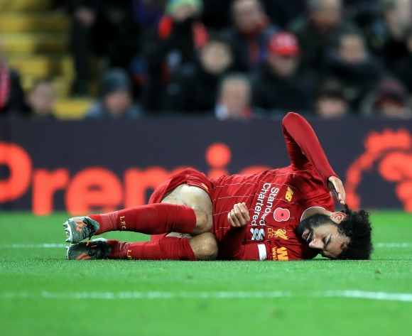 Salah out of Egypt squad for qualifiers