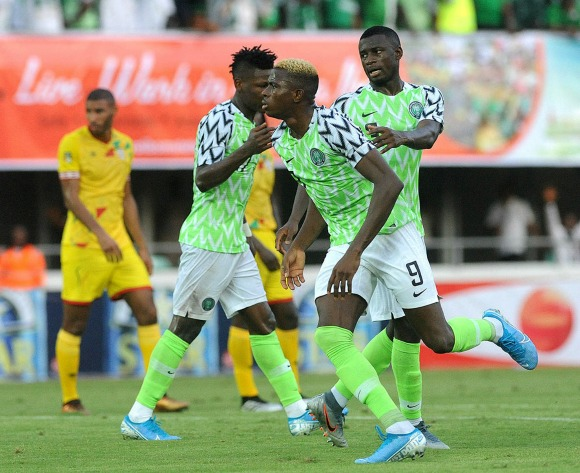 Rohr pleased with Nigeria comeback