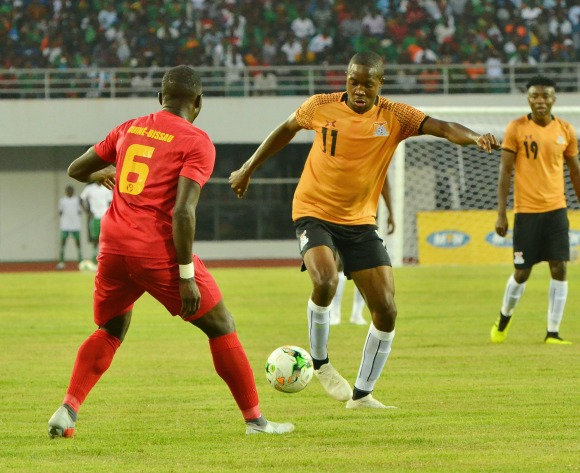 Zambia rope in Under-23 duo for Zimbabwe clash