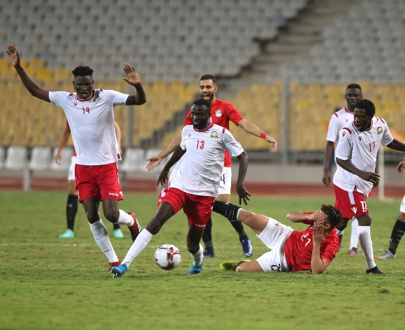 Kenya take aim at wounded Togo