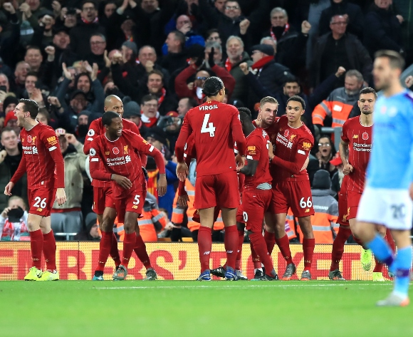 Salah & Mane punish Man City as Traore shines