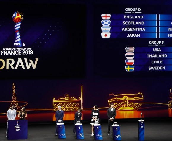 Draw for World Cup qualifiers only next year