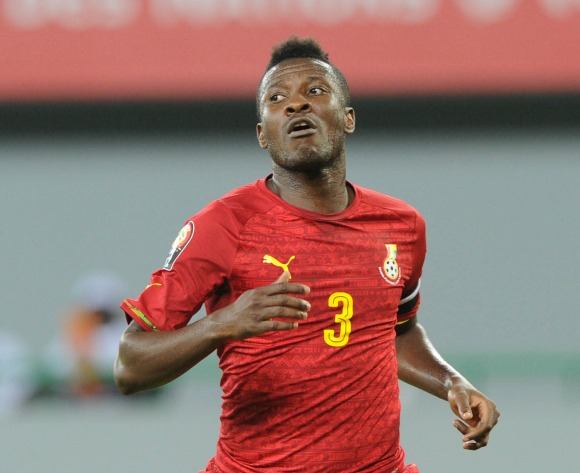 Gyan still has Black Stars ambition