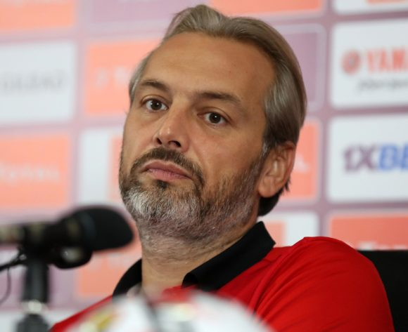 Desabre gets Pyramids backing amid sack rumours