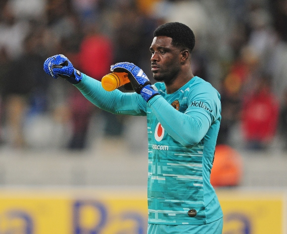 Nigeria star set to keep his place at Kaizer Chiefs