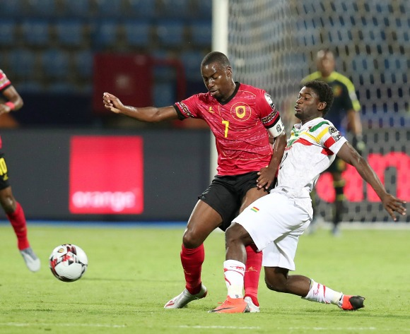 Angola star ends goal drought in style