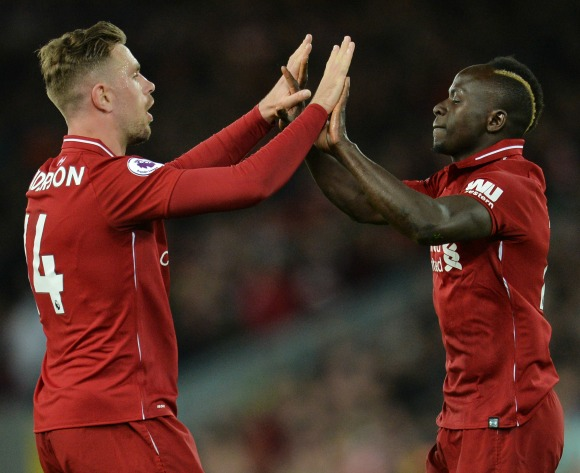 Henderson: 'Outstanding' Mane should maintain form