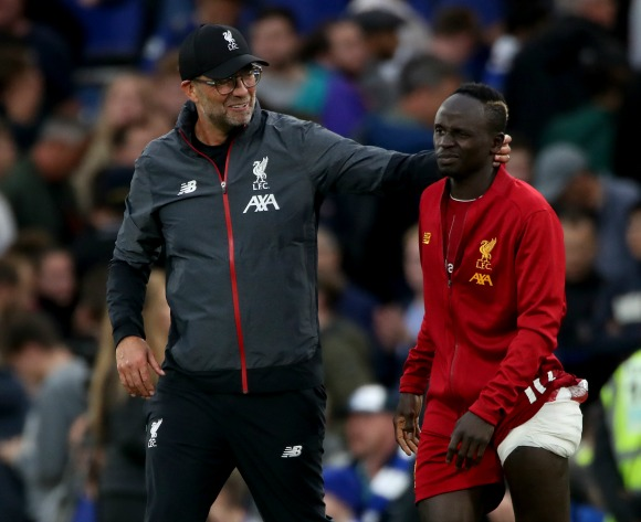 In-form Mane wins monthly award