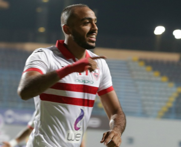 Former Zamalek star Kahraba linked with Al Ahly