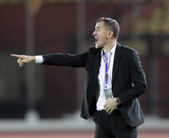 Micho blames officials, poor finishing for Zamalek loss