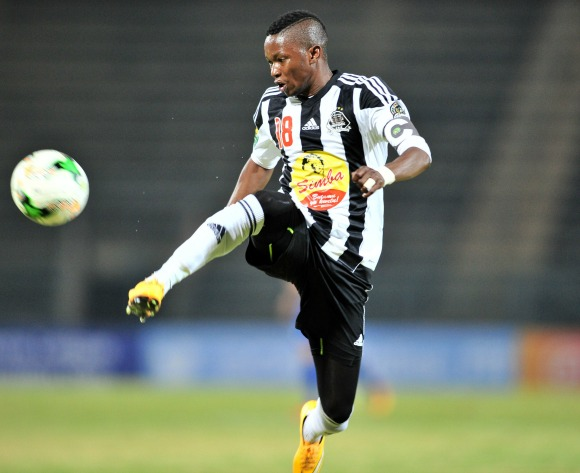 Agosto hold wasteful Mazembe