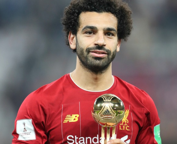 Salah picks up top award at FIFA Club World Cup
