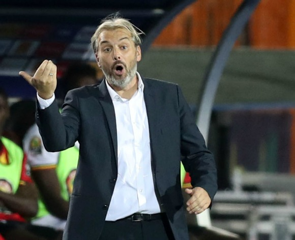 Ahmed Ali not part of Pyramids plans - Desabre
