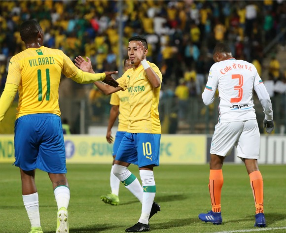 Stellenbosch set for Sundowns challenge