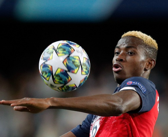 Lille coach hopeful on Osimhen stay as Barca rumours swirl