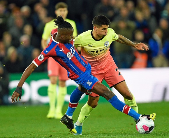 Zaha targeted by another EPL side - reports