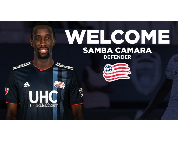 New England Revolution signed French-Malien defender