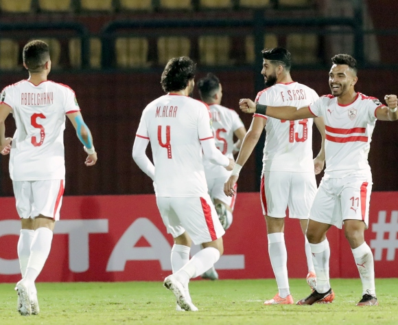 Zamalek back on track; Sundowns hold Wydad in Casablanca