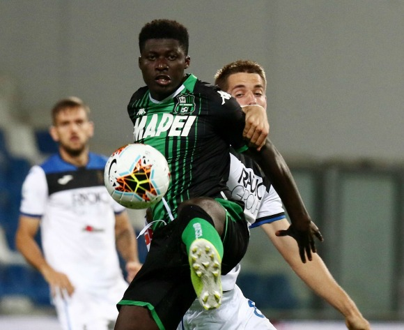 Sassuolo set asking price for Duncan