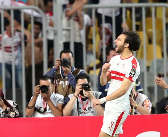 Mahmoud Alaa: Zamalek hope to win Champions League this year