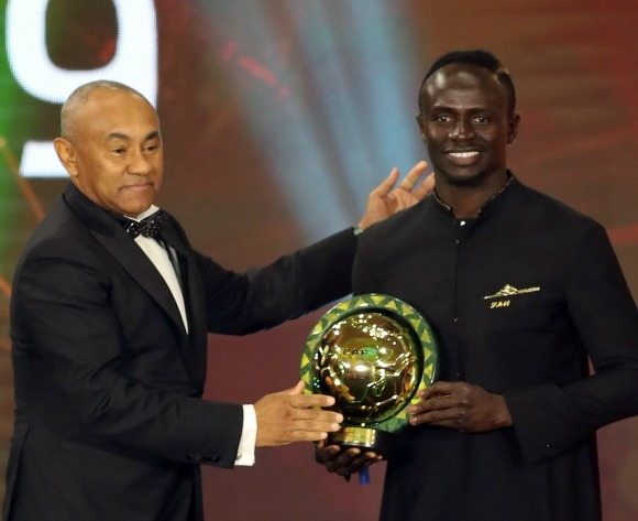 Mane crowned Africa's best