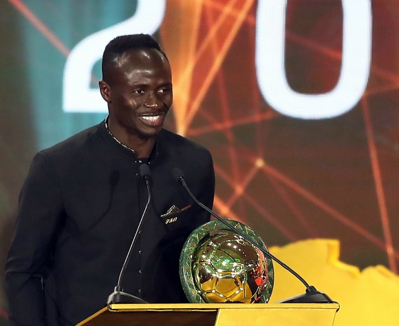 Mane's response to being named Africa's best