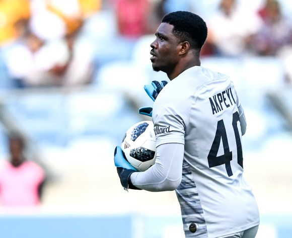 Ernst Middendorp backs Nigeria goalkeeper Daniel Akpeyi
