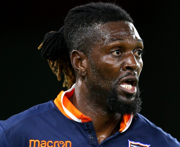 Former Real Madrid star Adebayor joins Olimpia