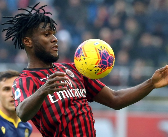 Coppa Italia: Milan pin hopes on Kessie & Bennacer