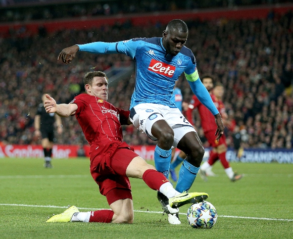 Koulibaly's release clause to rise in June