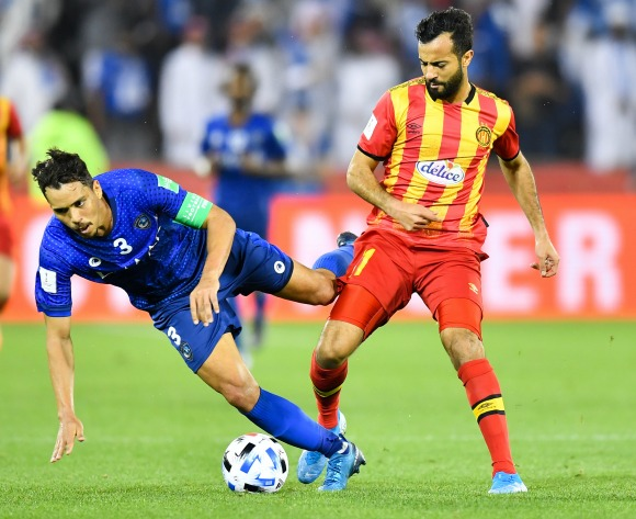 Zamalek, Esperance clash in North African Derby
