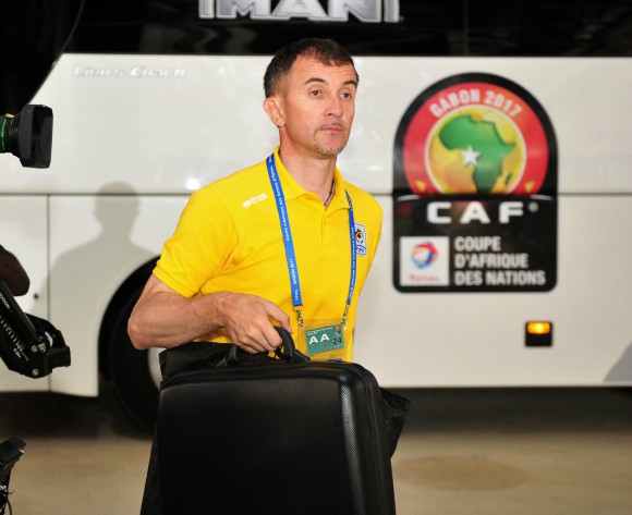 Micho unveiled as new Zambia head coach