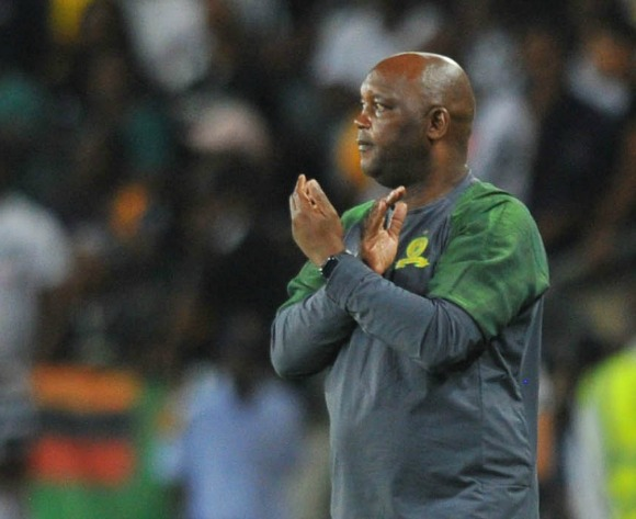 Pitso Mosimane: Talks stalled over principles, not money
