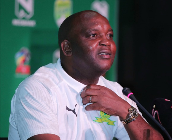 Mosimane hoping for another 'easy' draw