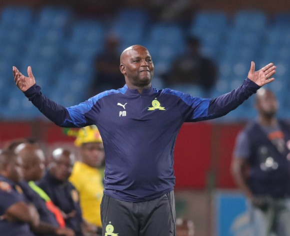 Winning is in our DNA - Mosimane