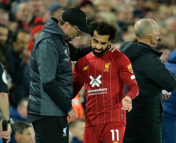 I don't want Salah to play at the Olympics – Klopp