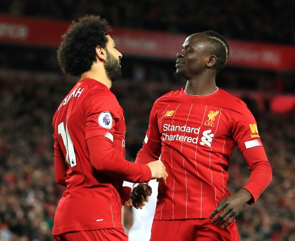 Mane, Salah fire Liverpool to more Premier League records