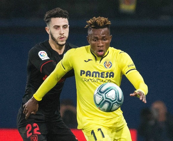 Liverpool tried to sign Samuel Chukwueze in January