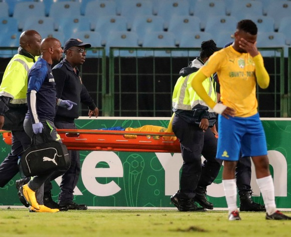 Sundowns provide Morena injury update