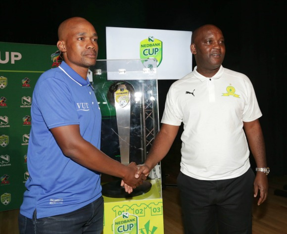 Chiefs, Sundowns look to avoid banana skins in Nedbank Cup