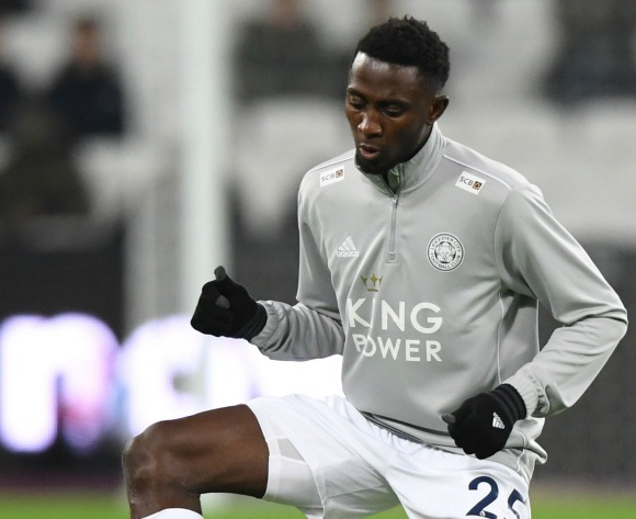 Wilfred Ndidi could return for Leicester next weekend