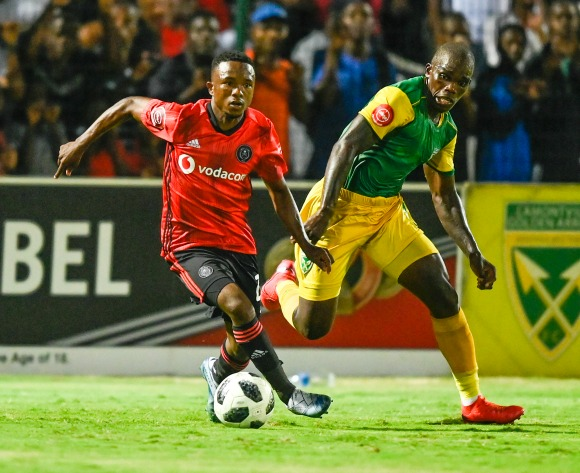 Resilient Golden Arrows hold Orlando Pirates