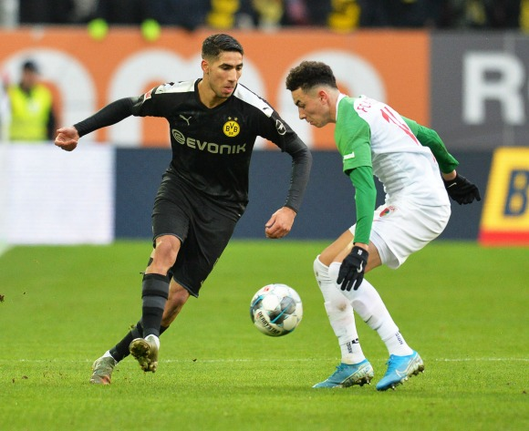 Achraf Hakimi unsure of his future