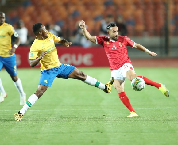Sundowns look for big comeback against Al Ahly