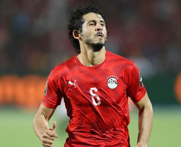 Egypt's Ahmed Hegazi could be fit for Togo clashes