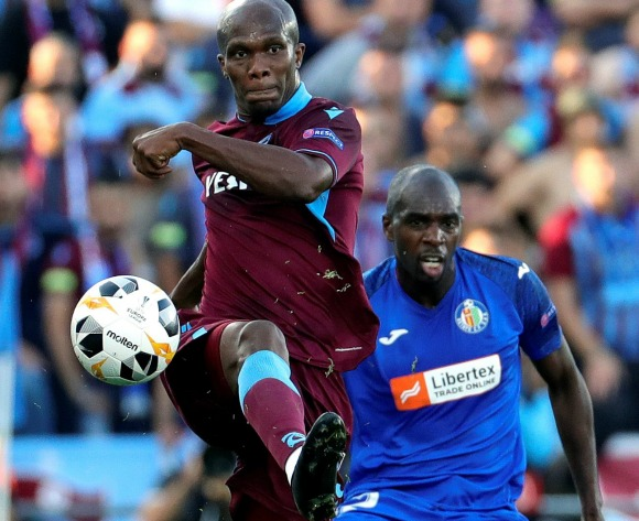 Trabzonspor: We had to stop Nwakaeme's move to China