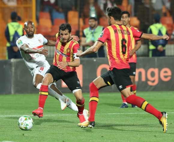 Esperance bow out despite win over Zamalek