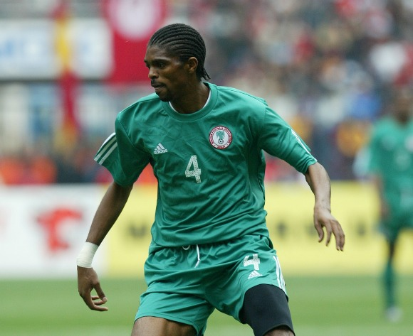 African Football legend profile: Nwankwo Kanu