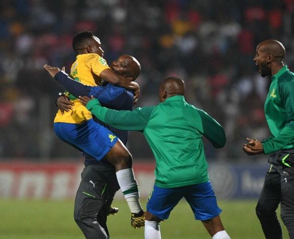 Sundowns book semifinal berth